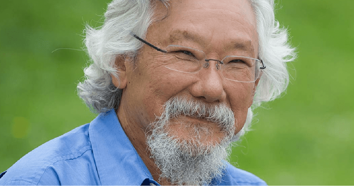 Fondation David Suzuki Facebook
